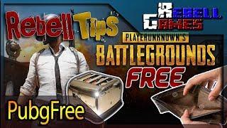 RebellTips: Παίξε PUBG εντελώς δωρεάν στον υπολογιστή σου! (Pubg mobile)