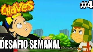 El Chavo - Chaves - Wii - DESAFIO SEMANAL  - parte 4