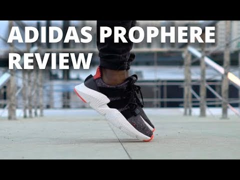 453b042ce6d Adidas Prophere Early Review - YouTube