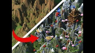 How To Build An EPIC Japanese Valley!