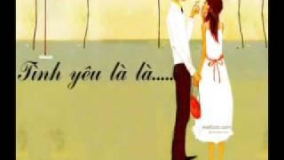 Tình yêu là là......