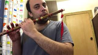 Флейта Ди с алиэкспресс