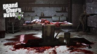 VERSTECKEN IM KILLERHAUS! (GTA 5 Online Hide and Seek)