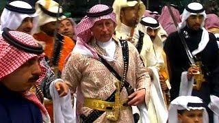 الأمير تشارلز يرقص