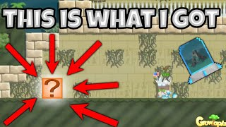 Growtopia | Using JUNGLE BLAST
