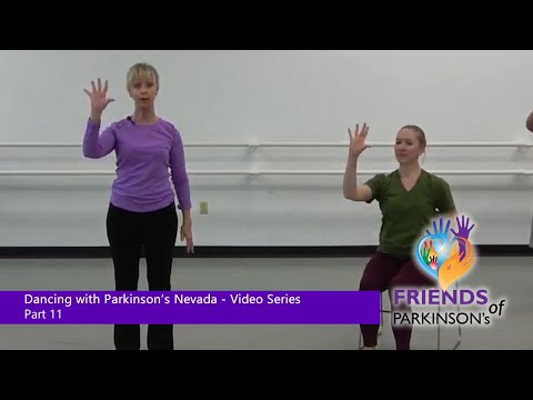 Part 11: Dancing with Parkinsons NV Video Series