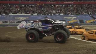 Monster Jam Syracuse Highlights