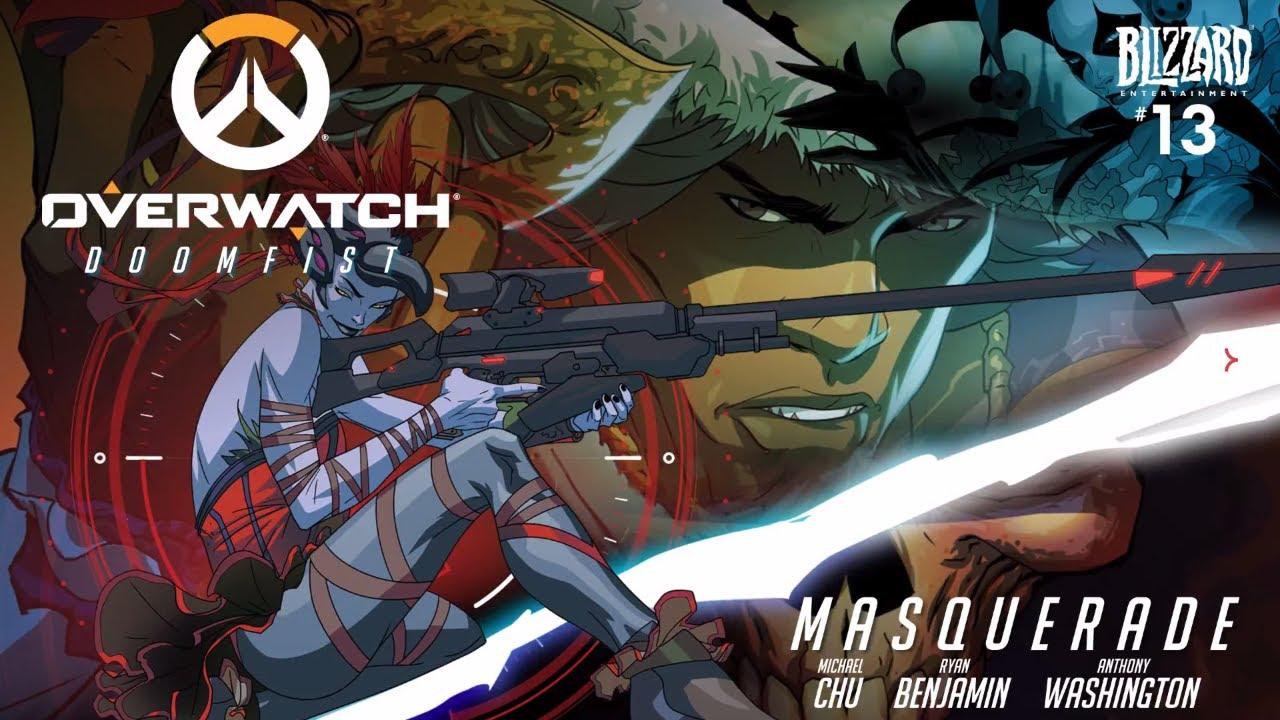 Image of: Mccree new noone182 doomfist Youtube Overwatch Animated Comic Doomfist Masquerade 13 Doomfist Return