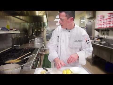 Cooking School: Veloute Sauce