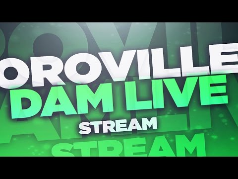 FOX 40 LIVE CNN 🔴 LIVE NOW🔴 !!!: LIVE NOW!! OROVILLE SPILLWAY !!!!