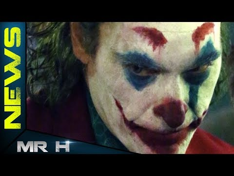 JOKER MOVIE FOOTAGE - Discussion Review