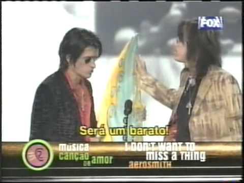 Aerosmith Teen Choice Awards 1999