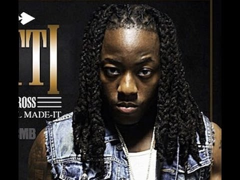 Ace Hood Hairstyles