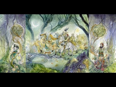 Tam Lin ballad | Там Лин by Yana Ainsanova