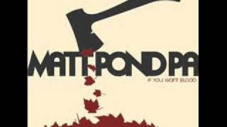 Watch Matt Pond Pa Until The East Coast Ends video