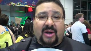 New York Comic Con 2012 Interview With The Punisher Thumbnail