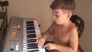 Kraken Theme - Hotel Transylvania 3 Piano