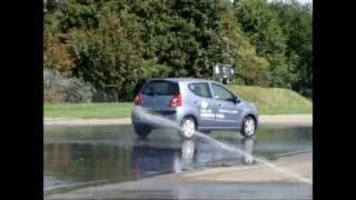 Nissan Pixo test