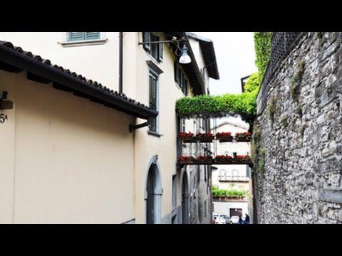 Italie - de Milan à Bergame - 50 Km Nord Milan - Film et Musique de Vinh-Thien Quach.