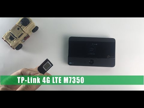how to set up tp link 4g in mobile