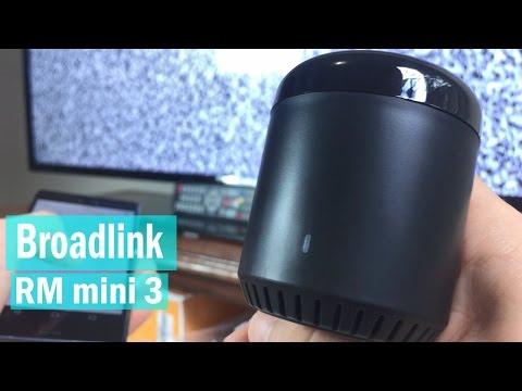 el-futuro-de-los-controles-remotos-||-broadlink-rm-mini-3