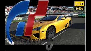 Gran Turismo 5 Lexus LFA PS3 GT5 HD