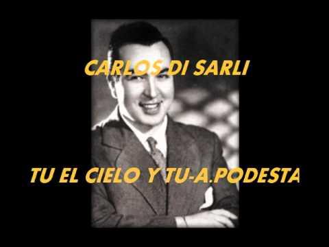 TU EL CIELO Y TU-A.PODESTA.