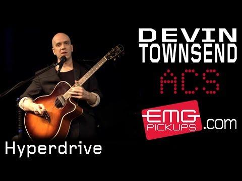 Devin Townsend plays
