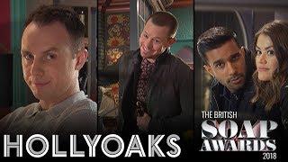 Hollyoaks: Kyle sweet talks James