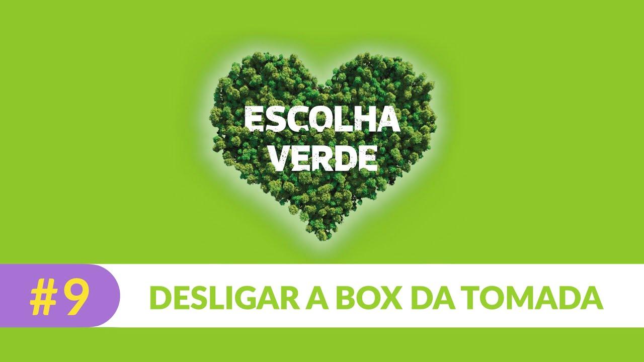 Seja um consumidor sustentável #9: desligue a box da tomada
