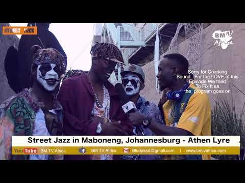 Street Jazz:   South Africa's Undisputed Talent In  Maboneng, Johannesburg