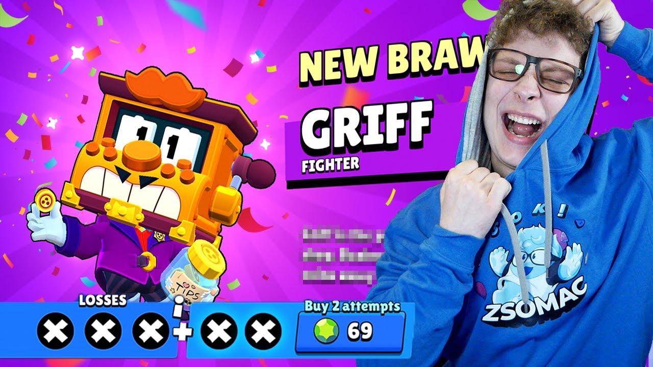 MEGJELENÉS ELŐTT Szereztem Meg GRIFFET! (15 win Challenge)