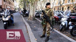 Alerta en Italia por posibles atentados en Roma y Milán/ Ricardo Salas