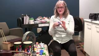 Music Therapy - instrument demonstration