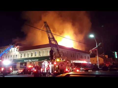 Look back Of The Top North jersey Fires of 2016