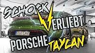 JP Performance - SchockVerliebt | Wir fahren den Porsche Taycan