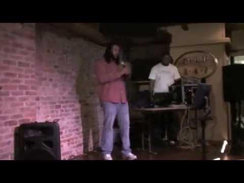 "Club 347 Karaoke Night - Tony Williams singing ""In The Rain"" Oct 24th. Awesome!!"