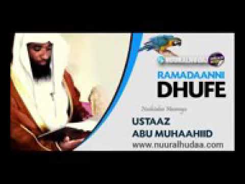 Ustaaz Abu Mujahid Nashidaa Bisimmallhi-Rahammanurahin Minn-shukaranii shetanurajimii 😢