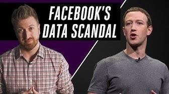 Facebook's Cambridge Analytica data scandal, explained