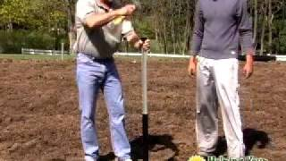 Diy Vegetable Garden Fence Installation - Step 2 | Jaguar Fence