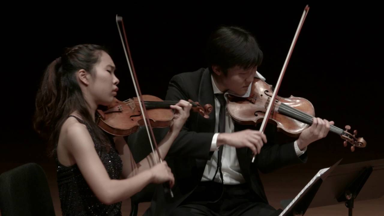 Borodin: Quartet No. 2 in D major for Strings, IV. Finale: Andante-Vivace