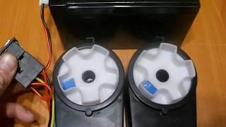 https://vk.com/elektroreduktor - Редуктор для детского электромобиля RS390 12 вольт 20000 об.