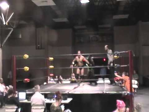 epic  championship wrestling 12-5-15 part 3 milton fl