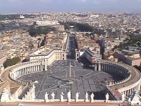 Angels and Demons Tour: AIR - St Peters Square