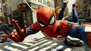 Two of The Best Easter Eggs In Spider-Man PS4 You Totally Missed