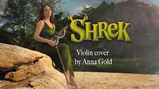 Shrek - It Is You | I have loved – Violin Cover by Anna Gold