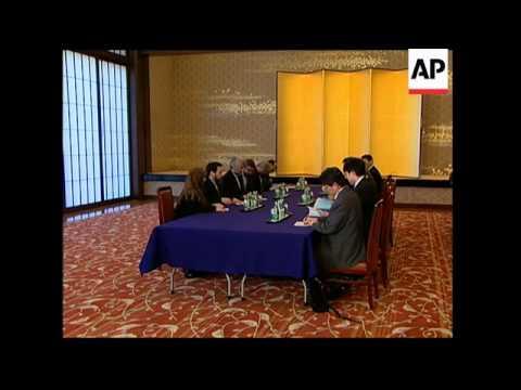 Japan FM meets Iran's top nuclear negotiator