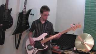 The Clash - Lost in the Supermarket Bass Cover - by Luiz H. Angeloni