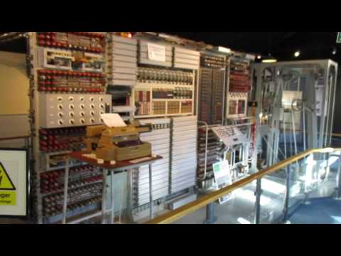 Colossus - First Electronic Computer