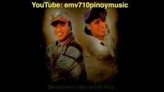 Sweetheart Lab Na Lab Kita - April Boys (Vingo & Jimmy) with Lyrics